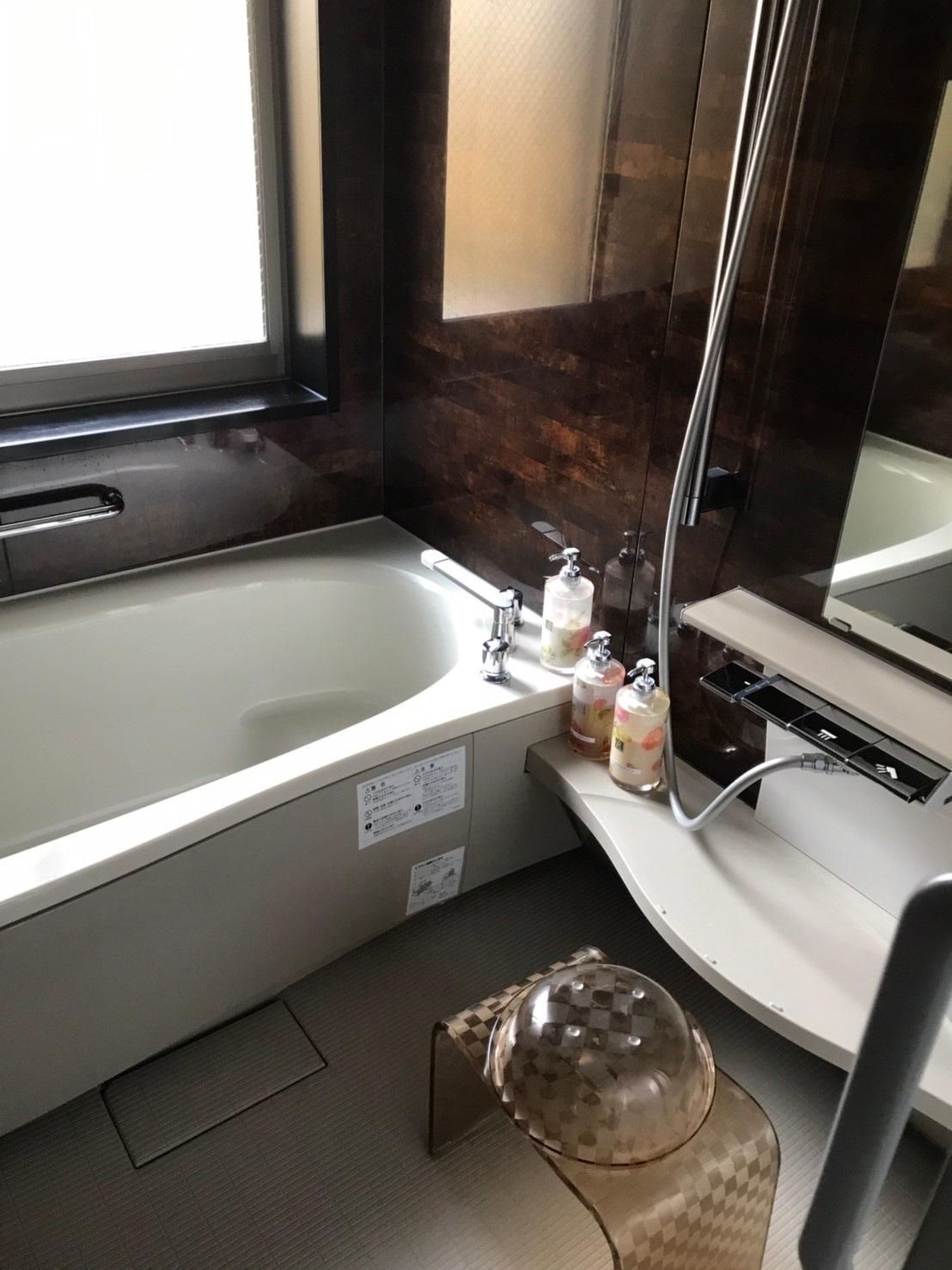 バスルーム 一棟