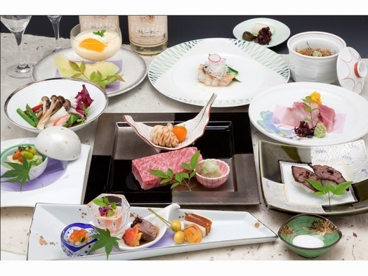 【1泊2食】京都肉・和牛会席プラン