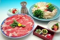 【鍋料理・牛すきやき】