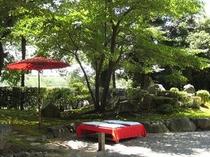 くに荘庭園・夏
