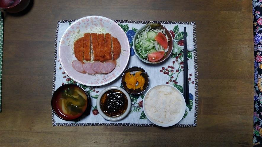 昼食(食事例)