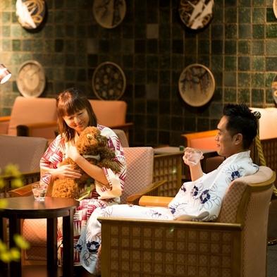 【デラックスプラン〜5大特典付き〜】広々特別室で愛犬とのんびり!選べるお料理&夕食飲料無料&個室食♪