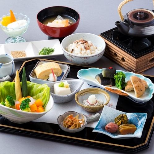 お料理例 朝食①