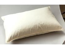 レンタルには選べる枕をご用意