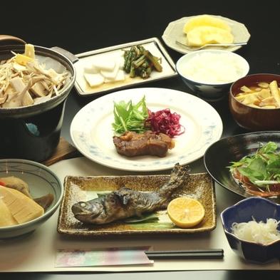 【スタンダード】地元の採りたて食材を使った手作り料理を味わう♪じょんのびしにいらっしゃい・・1泊2食