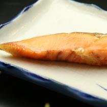 焼き魚-健康的な身体にやさしい和朝食になります