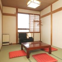和室のお部屋の様子になります