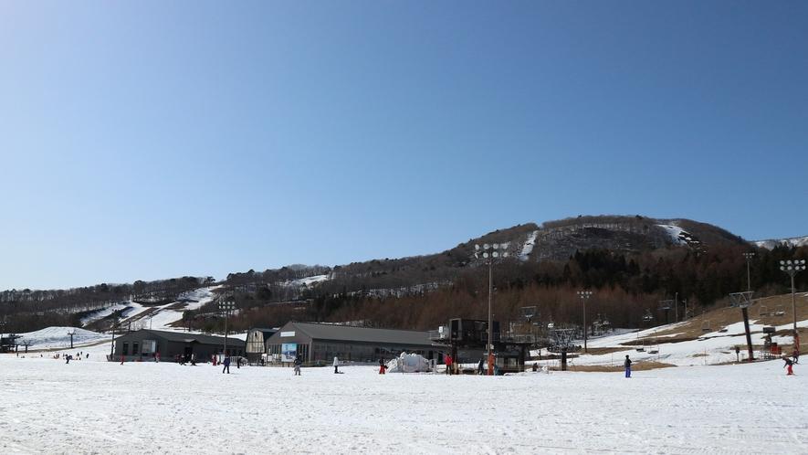 *アルツ磐梯スキー場/当館より車で約40分
