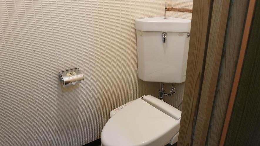 *客室トイレ/洗浄機能付き