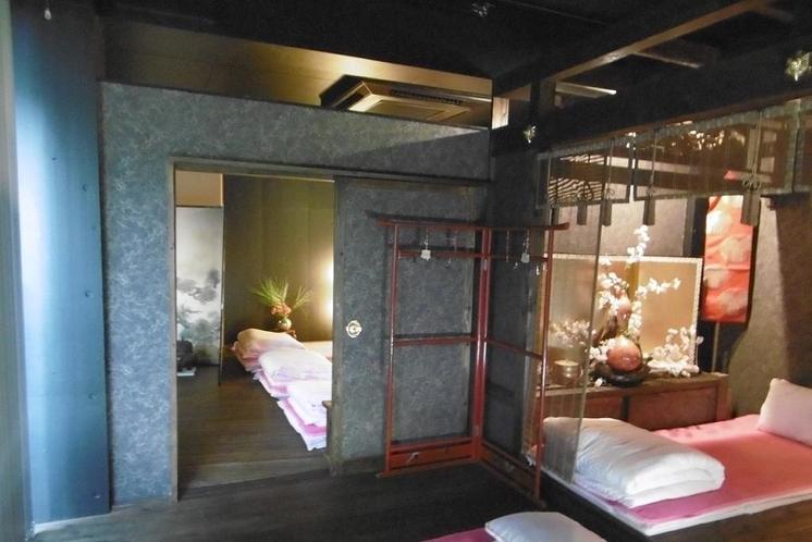 寝室(全体)