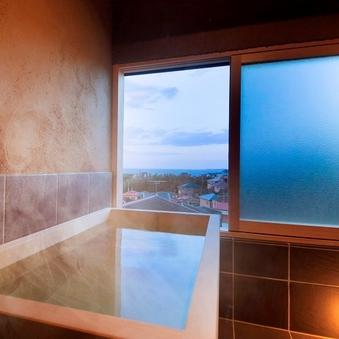 PREMIUM 温泉展望風呂付き和室12畳 キング 40平米