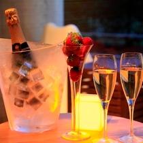 お祝い事にも♪シャンパン※イメージ