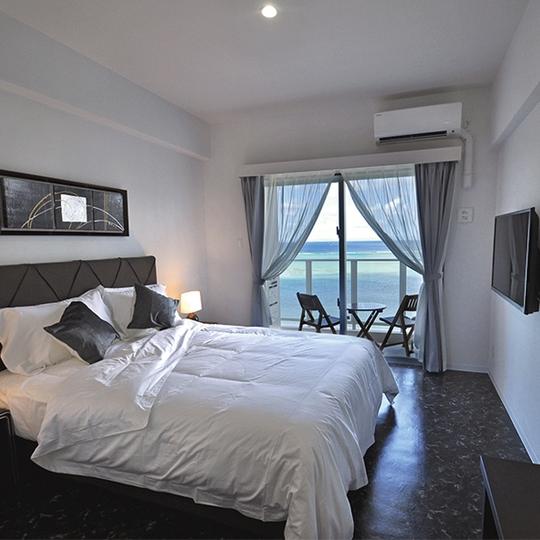 美濱海灘高塔飯店