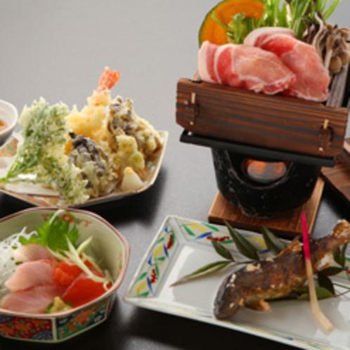 【料理】夕食