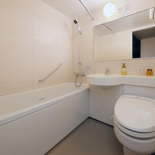 ツイン用バスルーム