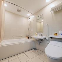 ユニバーサルツイン用バスルーム