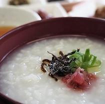 朝食:お米は地元ブランドの朝来米を100%使用!