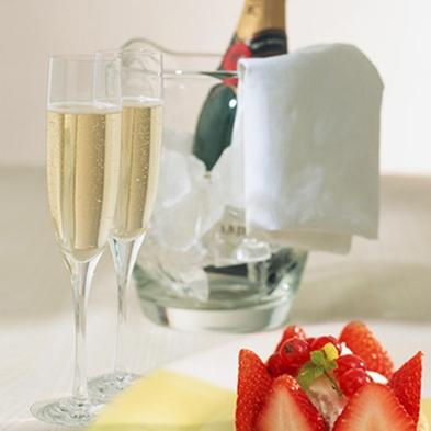 ★新客室★一日一室限定《Wしゃぶしゃぶ会席》スパークリングワインプレゼント!1泊2食