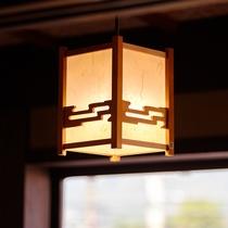 【和室8畳 トイレ付】照明