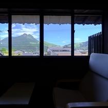 【和室8畳 トイレ付】客室からの眺め