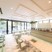 【レストラン】開放感溢れるレストラン!