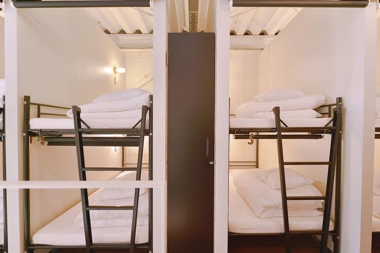 2段ベッド・縦置きタイプ