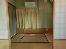 タタミの部屋