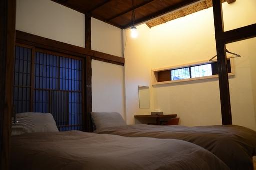 【禁煙・個室】ツインルーム