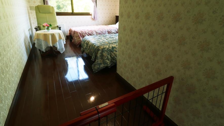 【客室一例】愛犬用の柵もご利用いただけます。ワンちゃんと快適にお過ごしください。