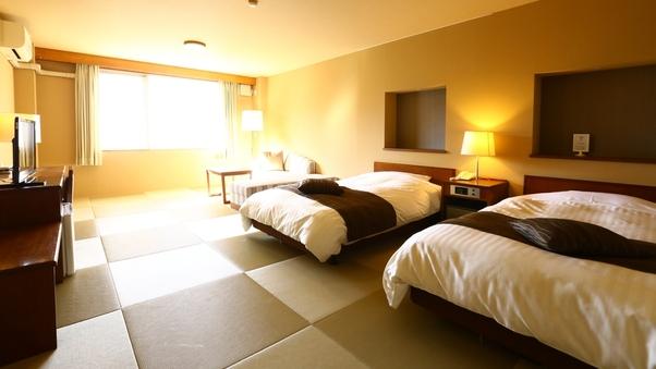 【本館】琉球畳の和モダン特別室 <禁煙>1〜3名