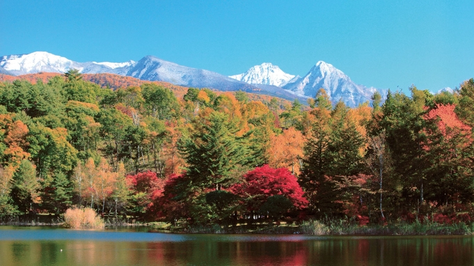 【松茸プラン】秋の味覚!松茸料理3品とすき焼き鍋を楽しむ秋の囲炉裏会席