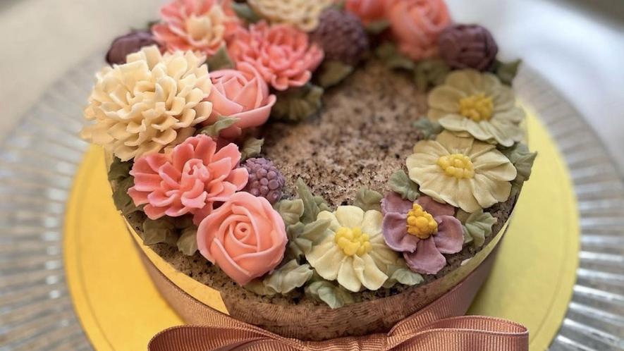 【ケーキでお祝い】記念日・誕生日など。1週間前までご注文承ります。