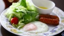 ■ある日のご朝食