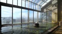 ■温泉大浴場「夕映えの湯」