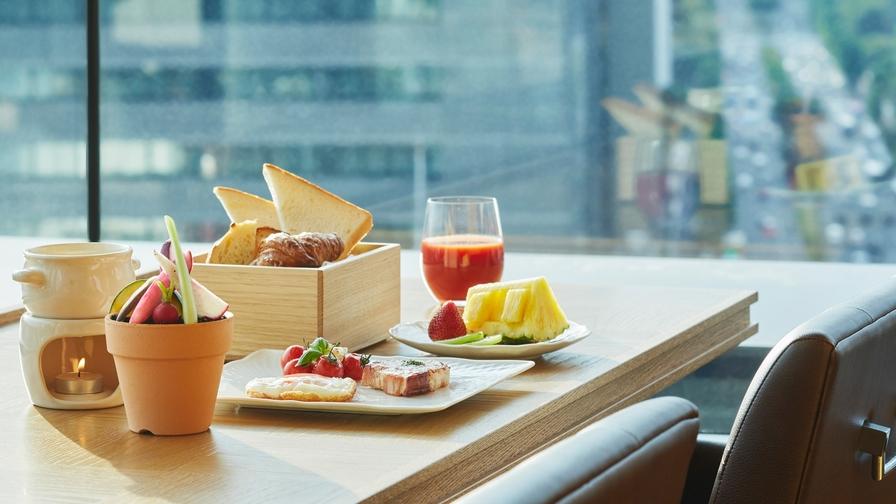 【秋冬旅セール】銀座で優雅なひとときを【朝食付】