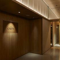 14階レストラン GINZA CASITA