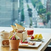14階レストラン GINZA CASITA <breakfast time>