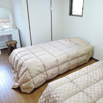 伊豆の別邸まるごと貸切♪グループ・ご家族におすすめ、連泊もOK!寝室3部屋あり◆素泊まりプラン