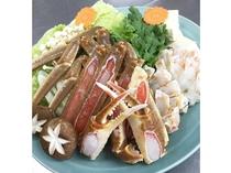 蟹鍋(期間限定)