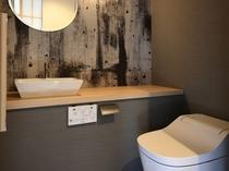バリアフリー・洗浄機付きトイレ