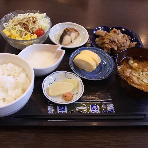 朝食(和食バイキング)