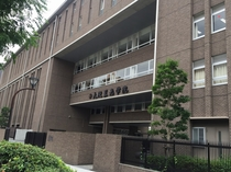 4.名門大阪星光学院さんを右手に通りすぎます。