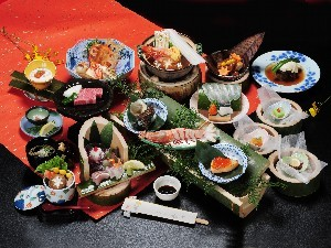 会席料理(1例)