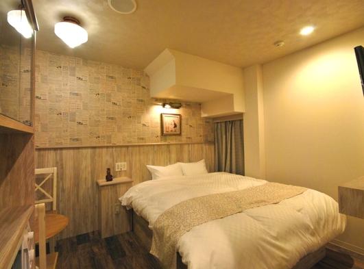 【2時間デイユース】Hotel Parfait de charm☆ダブルルーム・禁煙・駐車場先着順