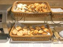 朝食の一例※メニューは日替わりとなっております。