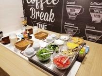 朝食(7:00~10:00)