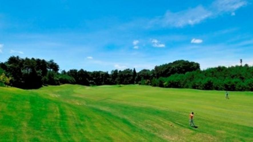 【ゴルフ場】天野山カントリークラブまで車約20分・約10㎞