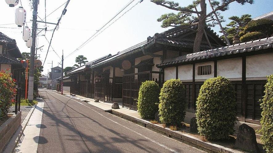 ◆熊野街道(小栗街道)(ホテルより車で約20分)