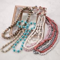 ◆いずみパール・・・プラスチックの原玉や養殖真珠と同じ貝核を原玉としている。