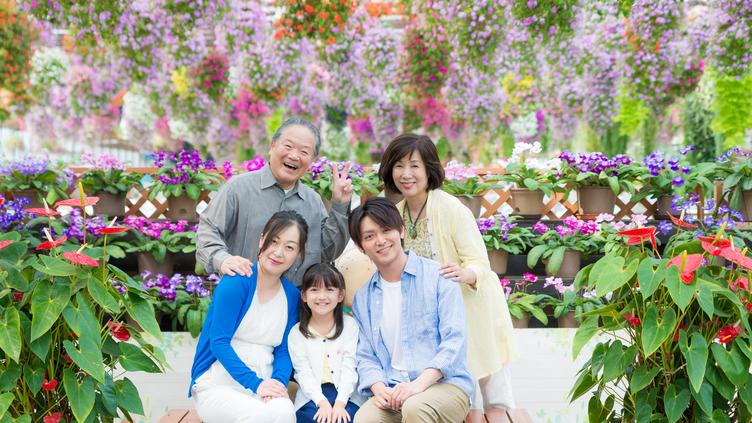 ◆掛川花鳥園